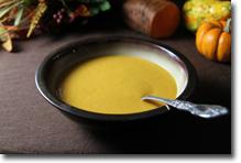 sweet potato soup small
