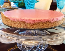 No_Bake_Strawberry_Custard_Tart