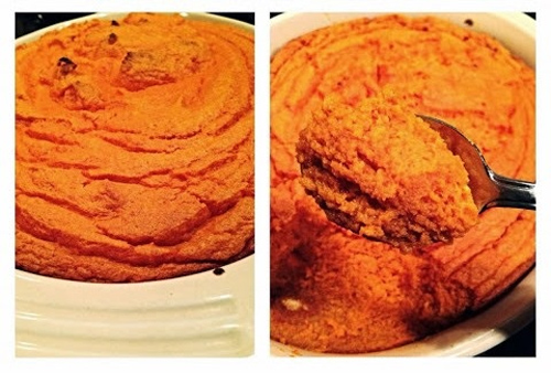Carrot Souffle Recipe photo