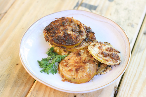 Gluten Free Fried Green Tomatoes Recipe photo