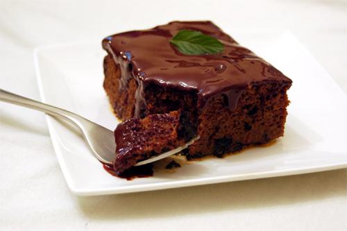 Tres Leches De Ron Con Chocolate (Chocolate Rum Tres ...