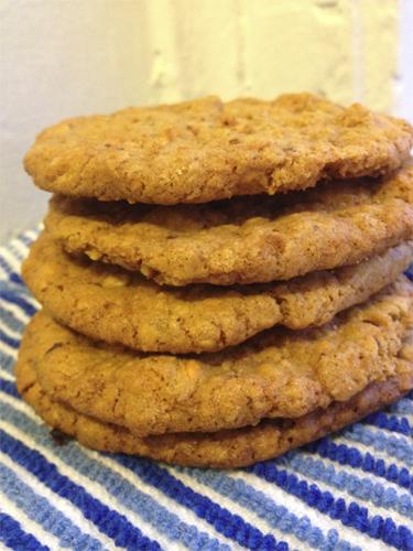 Gluten Free Oatmeal Scotchies Recipe photo