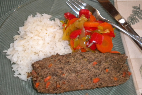 Grass-Fed Bison Meatloaf Recipe photo