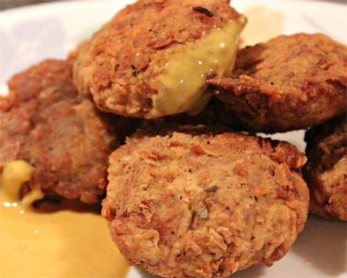 Healthy Chicken Nuggets Recipe photo