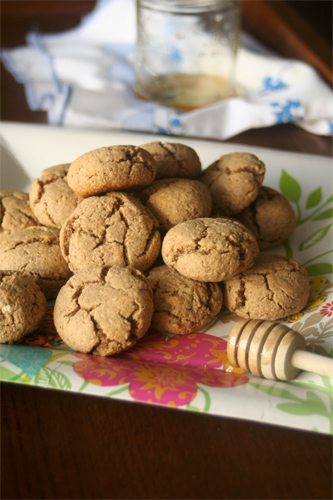 Wholesome Honey Cookies Recipe photo
