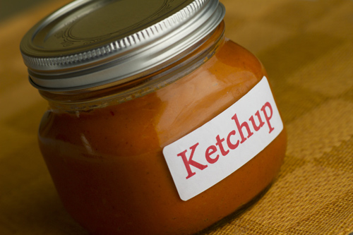 Homemade Fresh Tomato Ketchup photo