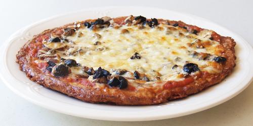 Gluten Free Pizza with Gluten Free Pizza crust